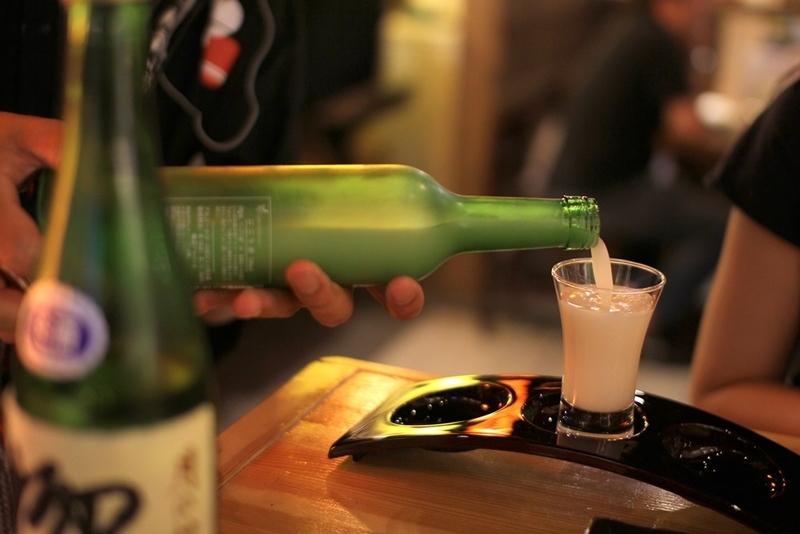 伏水酒蔵小路日本酒