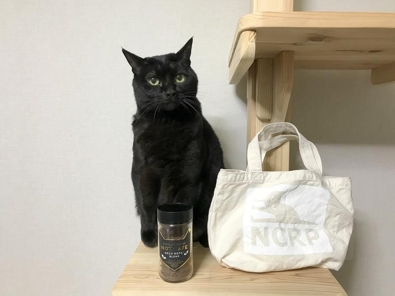 NCRP(ネコリパブリック)コーヒーとトートバッグ
