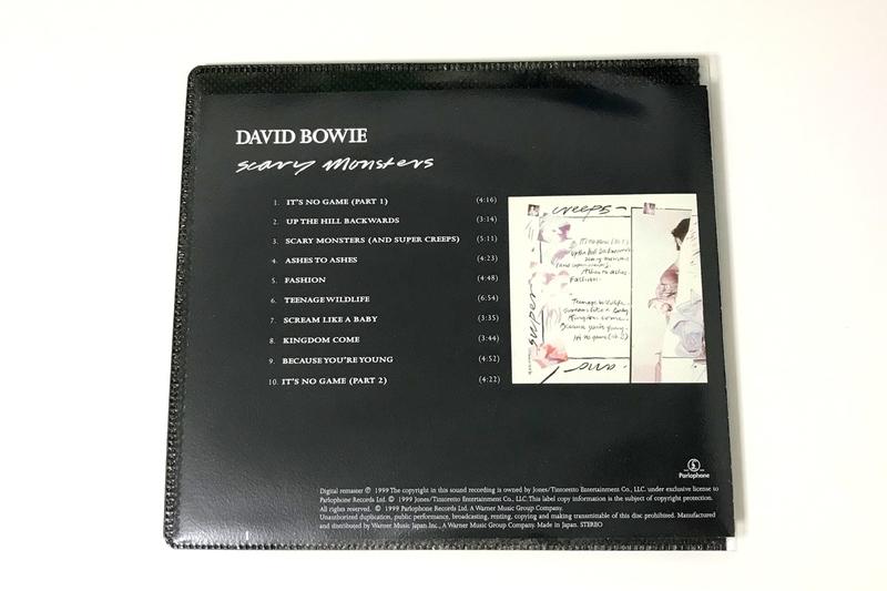 CD用スリム収納ソフトケース1枚収納