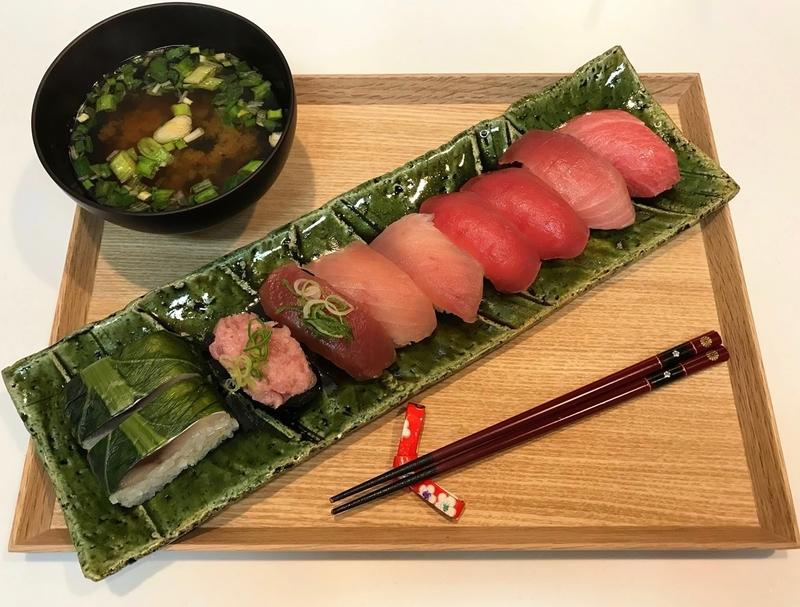 献立 給料日 寿司 スシロー 赤だし