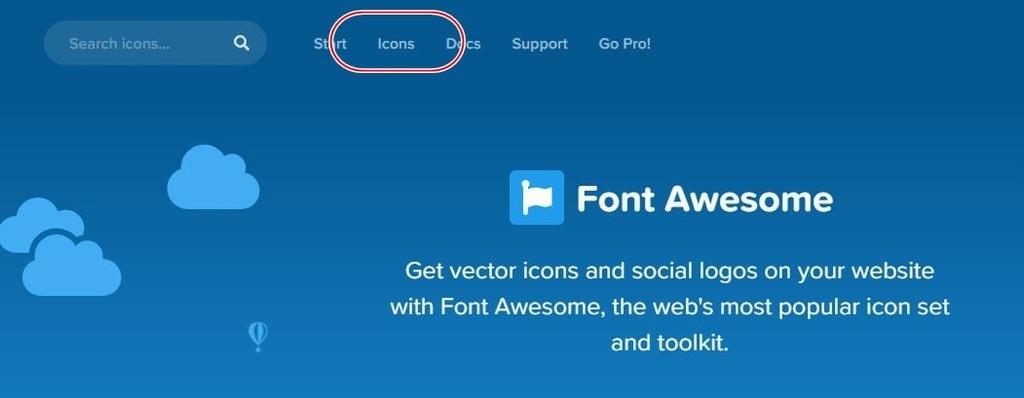 はてなブログのカスタマイズ!見出しアイコンに『Font Awesome』を使う方法