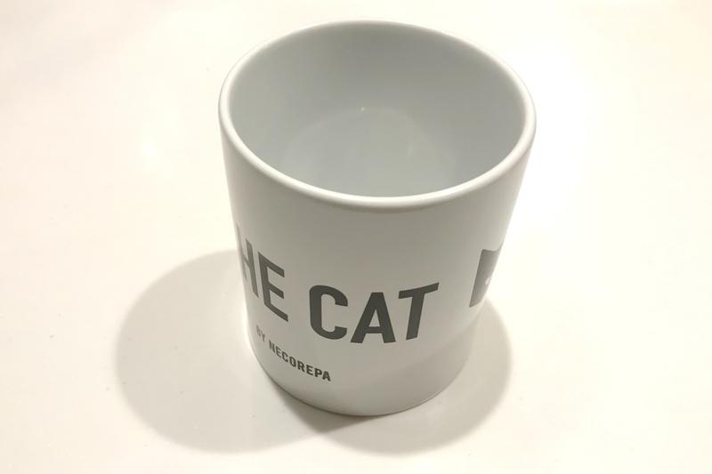 保護猫カフェNCRP(ネコリパブリック)のマグカップ