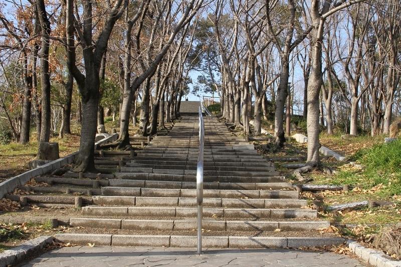 大阪市内で一番高い山『鶴見新山』