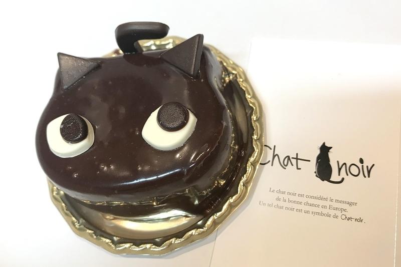 【夫婦のホワイトデー】ちょっと良い焼肉&黒猫のケーキを食べました