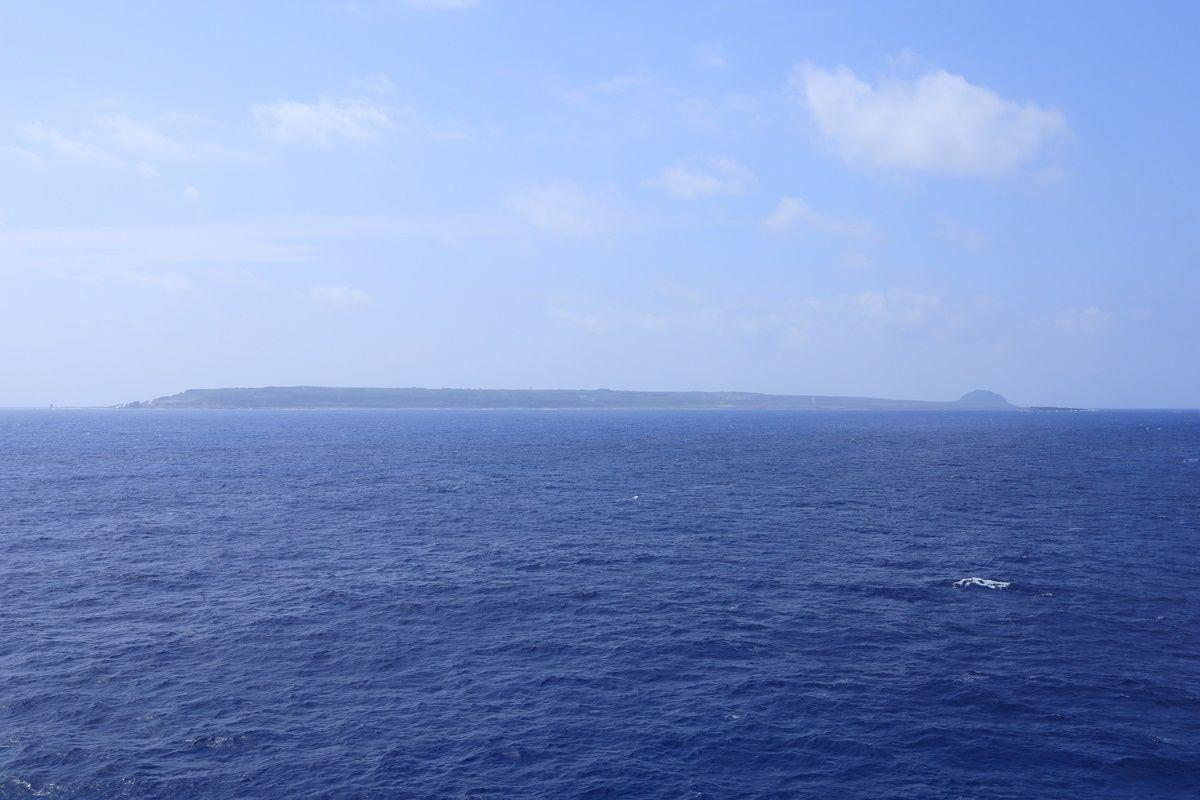 【飛鳥Ⅱ 乗船記⑥乗船3日目】2019年ゴールデンウィーク サイパン・グアムクルーズ 10泊11日 硫黄島