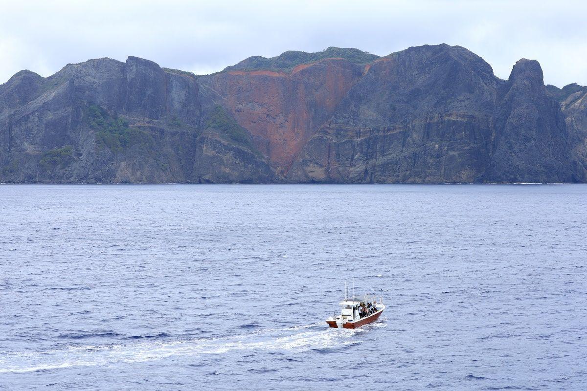 【飛鳥Ⅱ 乗船記⑫乗船9日目】2019年ゴールデンウィーク サイパン・グアムクルーズ 10泊11日 千尋岩(ハートロック)
