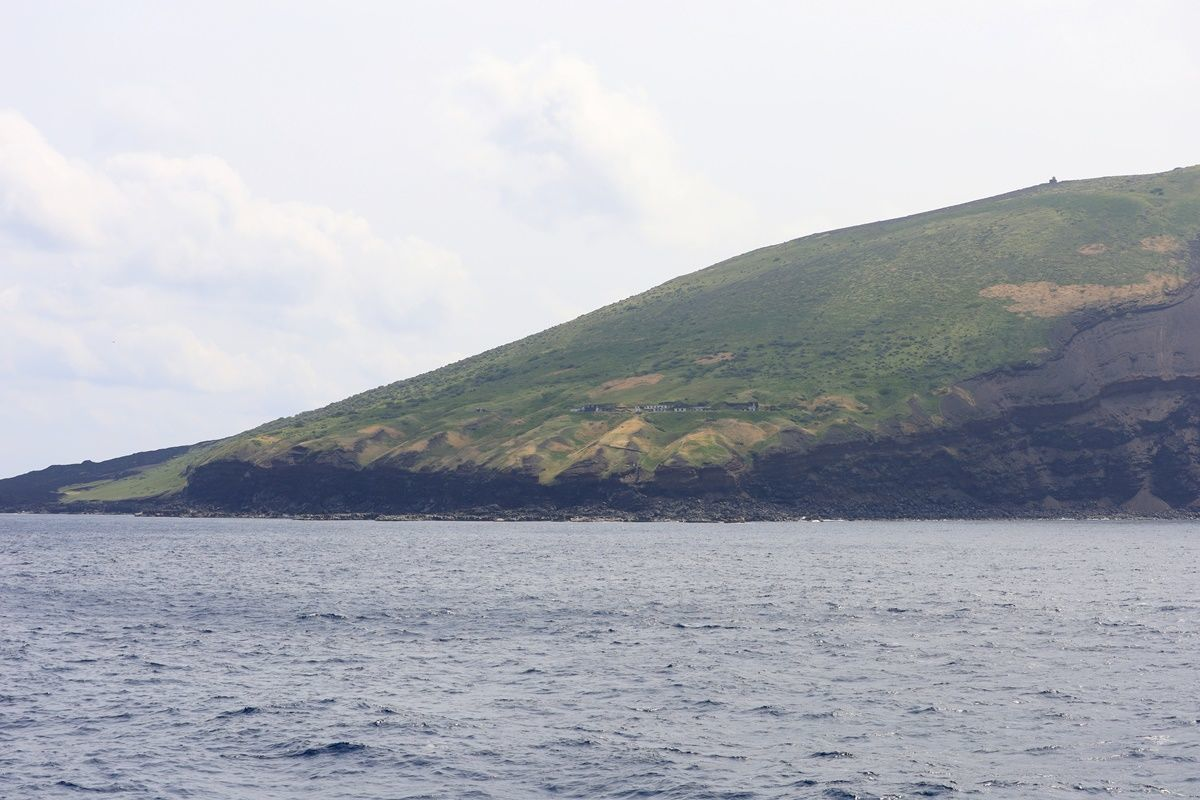 【飛鳥Ⅱ 乗船記⑬乗船10日目】2019年ゴールデンウィーク サイパン・グアムクルーズ 10泊11日 鳥島