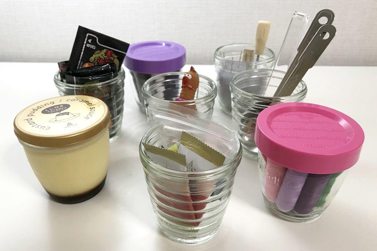 モロゾフのプリン容器の再利用方法!専用キャップを貰えるのは8月8日まで