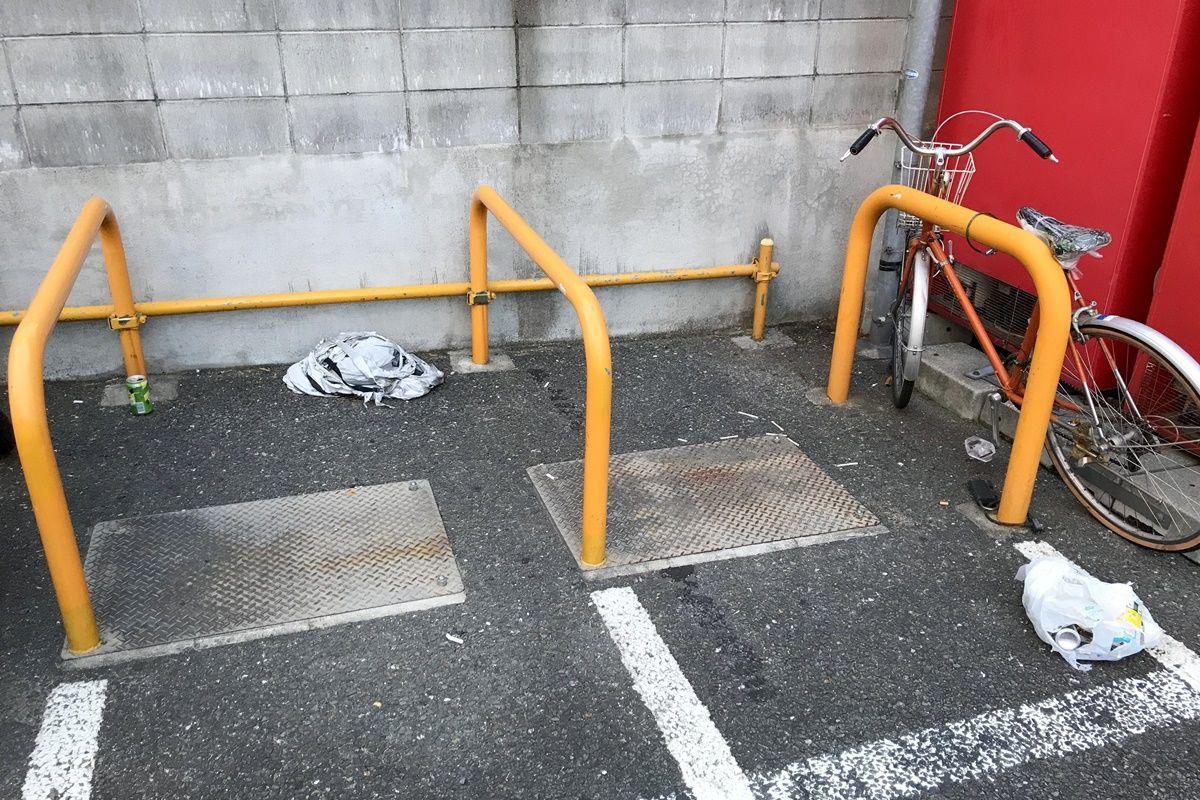 月極駐車場に無断侵入してタバコを吸う人への対策