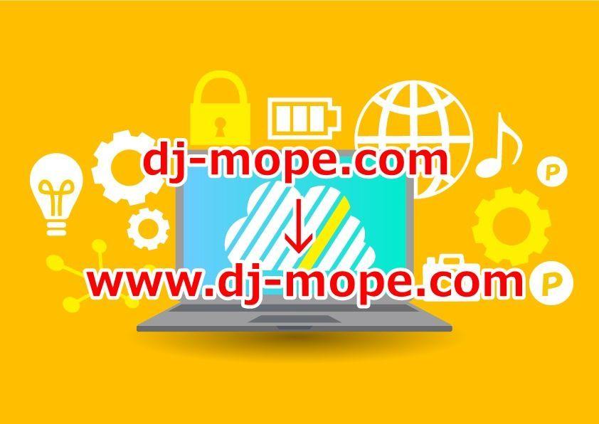 【はてなブログ】『www.』無しのURLにアクセスした場合に『www.』有りのURLに転送する設定