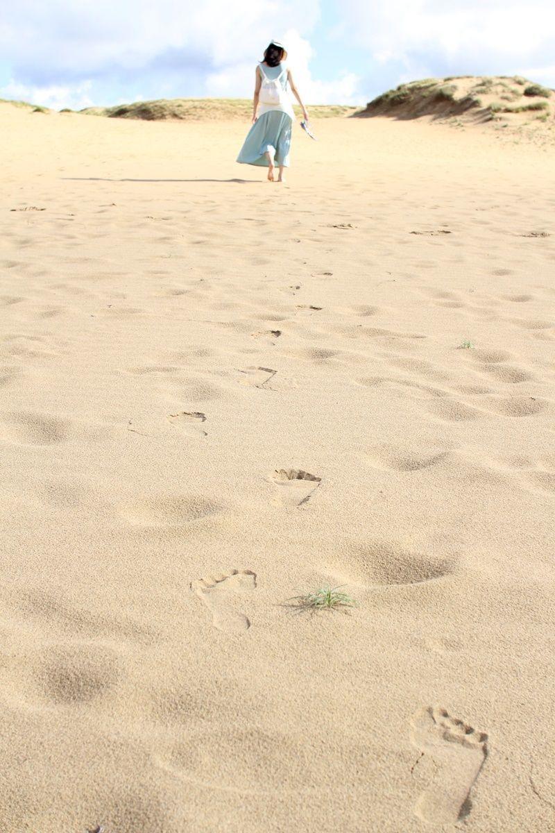【鳥取】鳥取砂丘を観光する