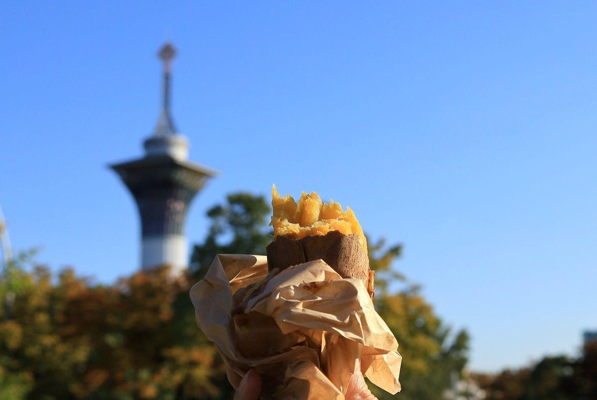 秋の味覚さつま芋!高級芋菓子しみずの焼き芋&スイートポテトを味わう