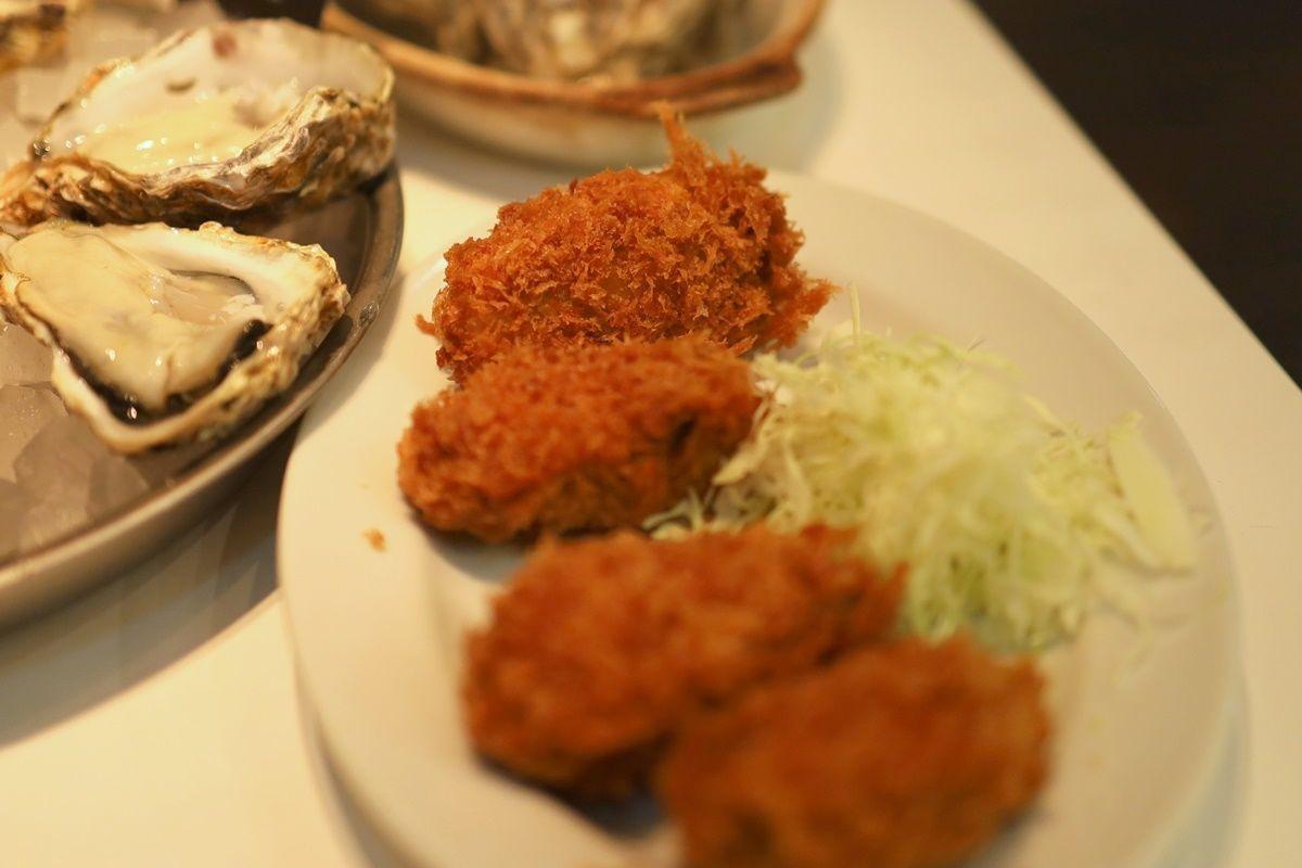 【大阪】バレンタインは阪急グランドビルの牡蠣食べ放題に行きました