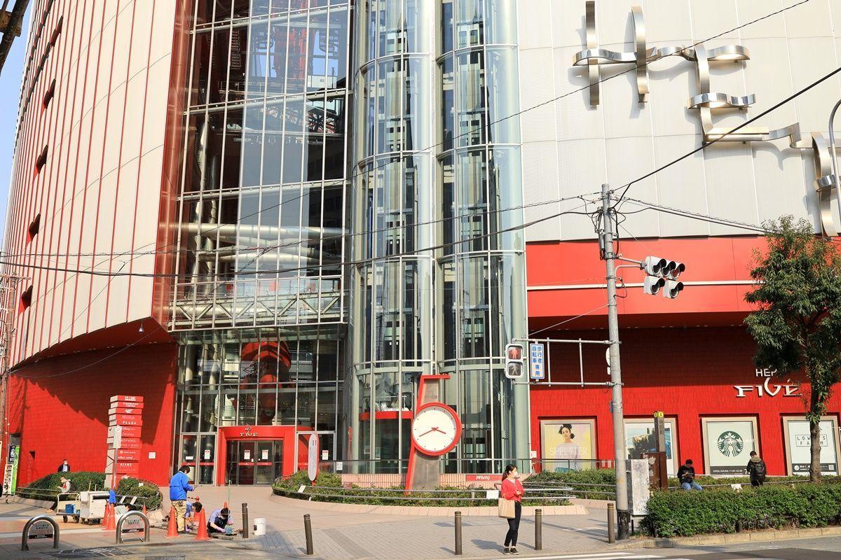 緊急事態宣言から1週間後の大阪駅・梅田周辺の様子
