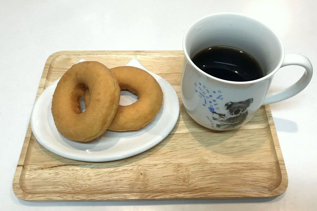 カタログギフトでドリップコーヒー100杯分を貰いました