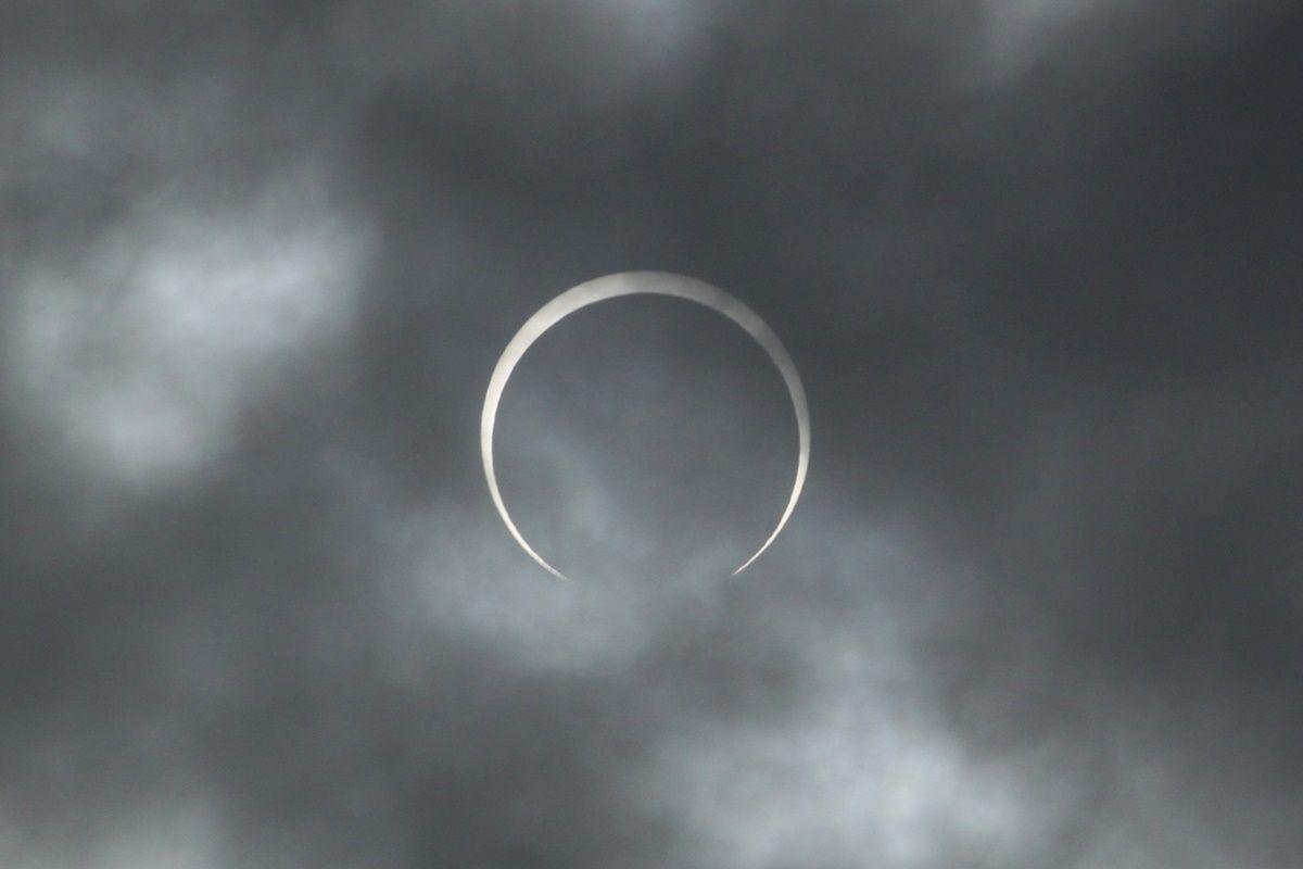 2012年5月21日の金環日食