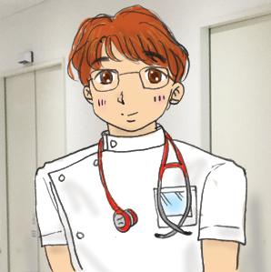 若い糖尿病内科医