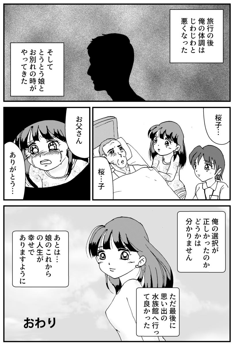 すい臓がんの漫画9P