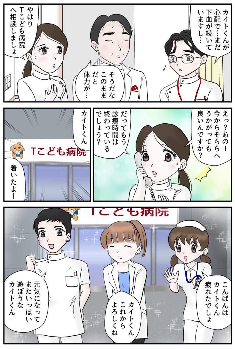 カイトくんの絵本4P