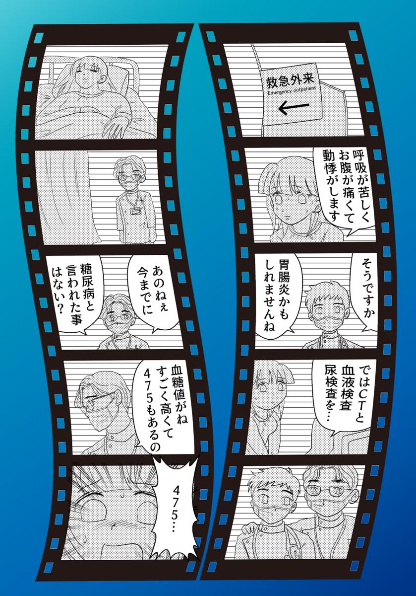 糖尿病リアル漫画05