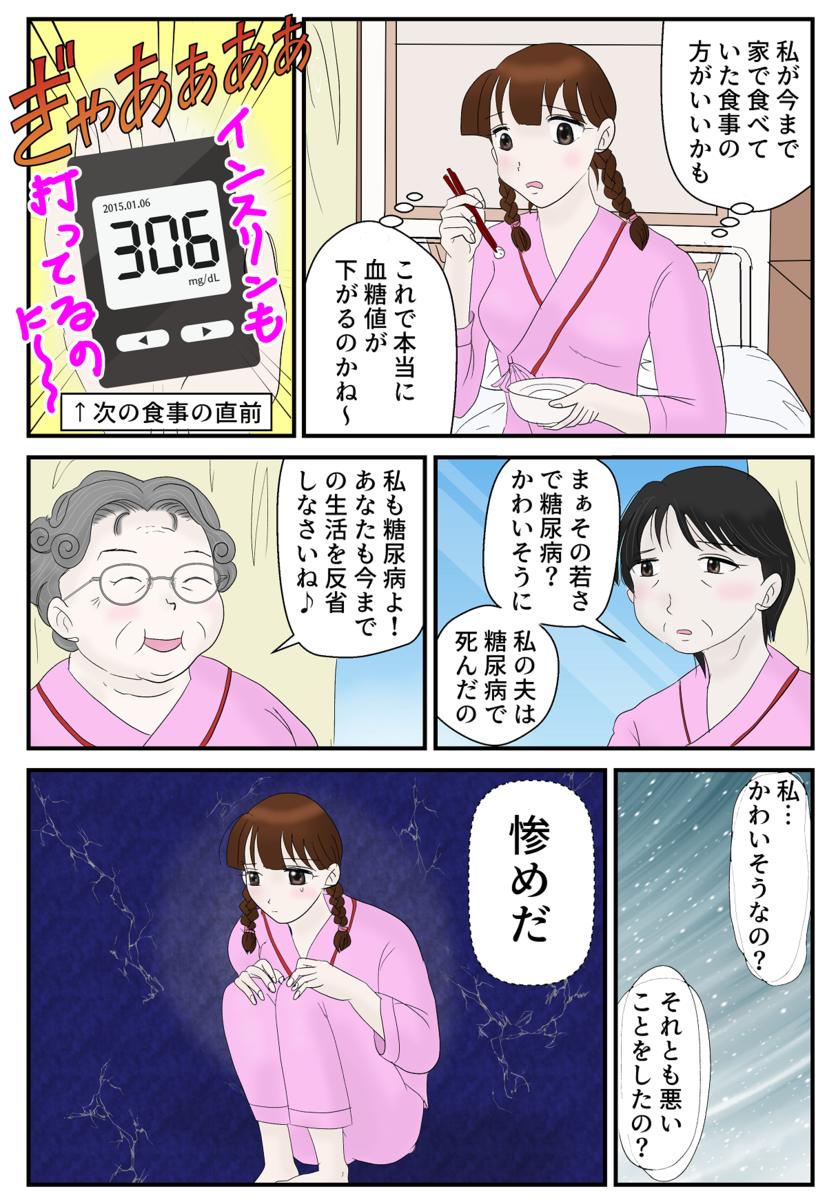 糖尿病リアル漫画09
