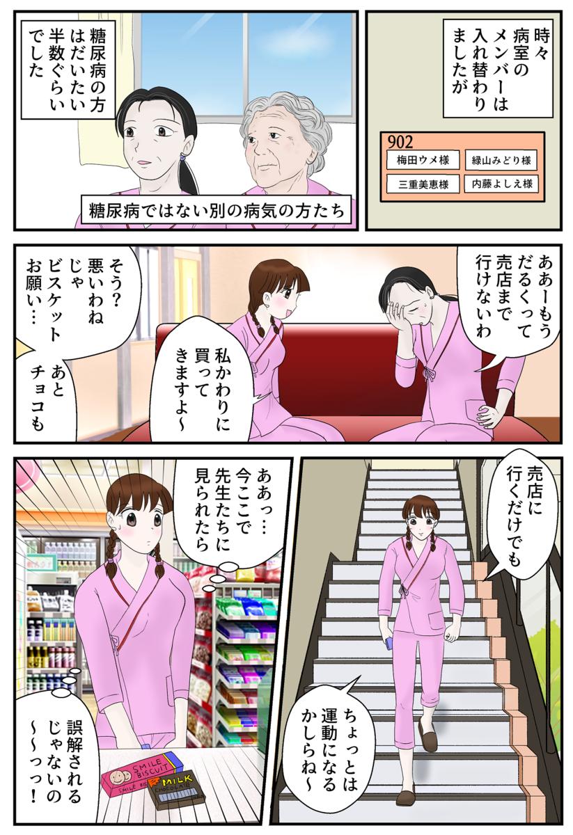 糖尿病リアル漫画20