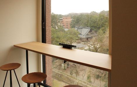 これは金沢南町オフィスの写真です