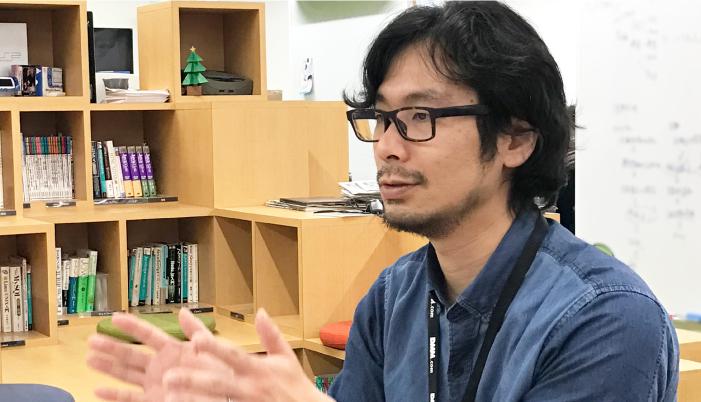 これは井上誠さんの写真です