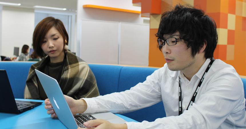 髙田さんと宮崎さん