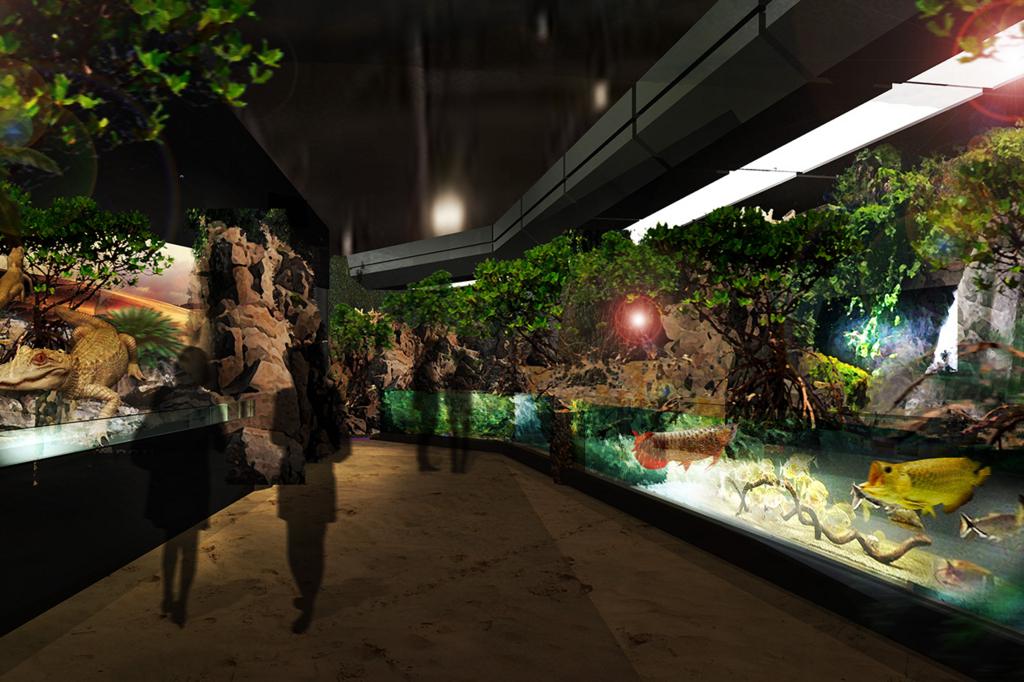 かりゆし 水族館