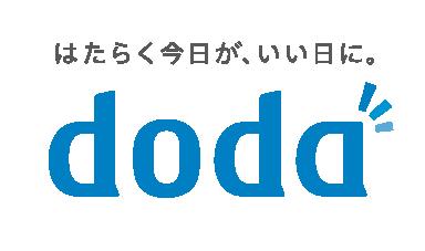 いい転職が未来を変える。DODA