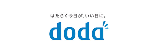 はたらく今日が、いい日に。 doda