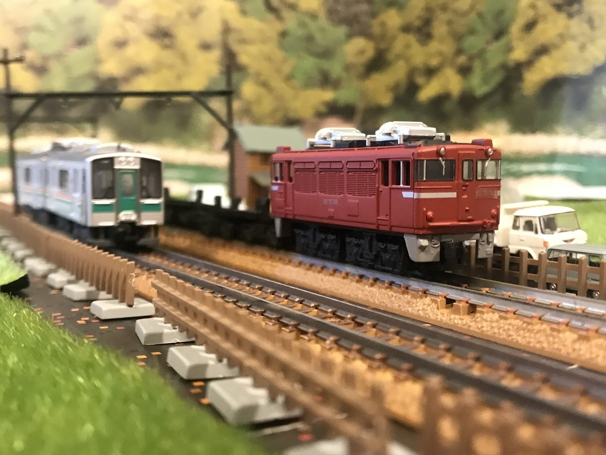ED75 田園 701系