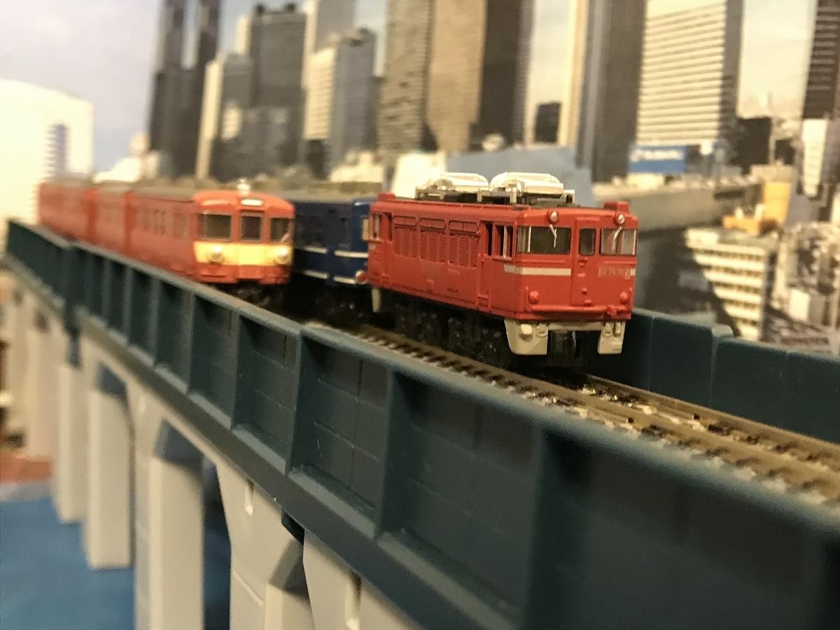 ED75 常磐線