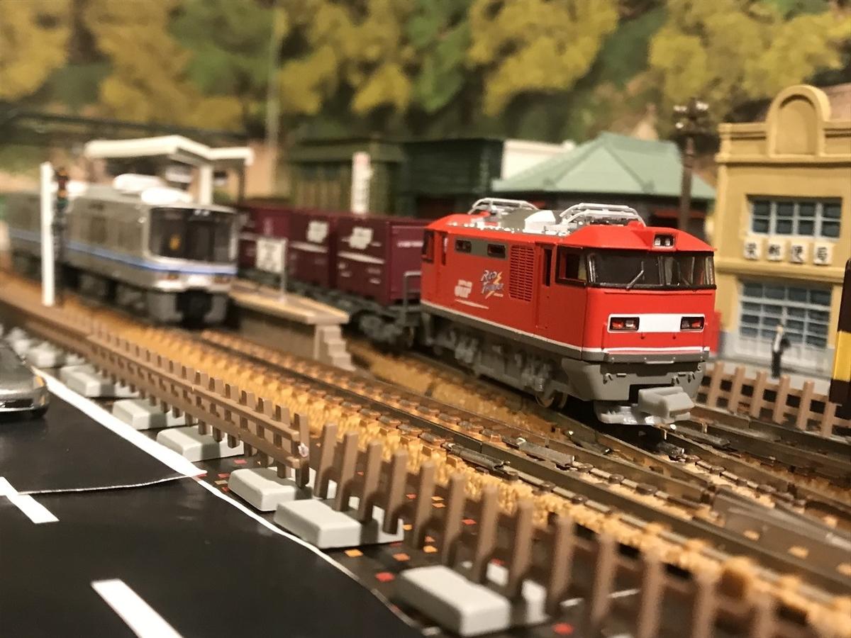 EF510 RED THUNDER