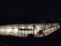 夜のパビリオン