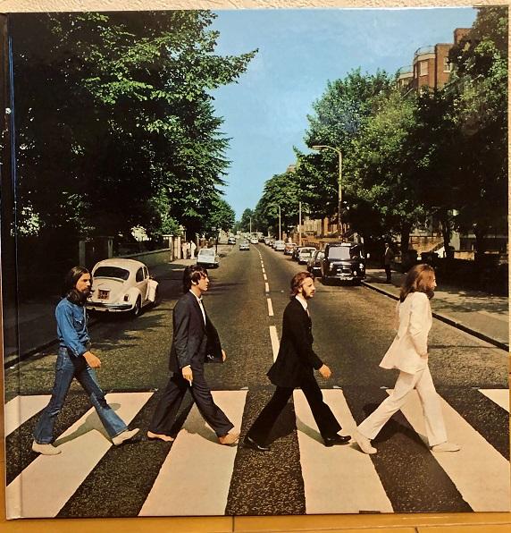 ビートルズ「アビーロード」50周年記念スーパー・デラックス・エディション