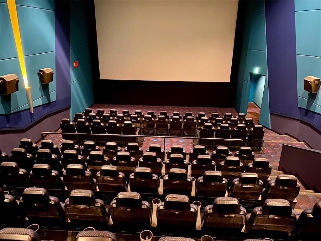 映画「1917」で上映終了後でも観客ゼロ