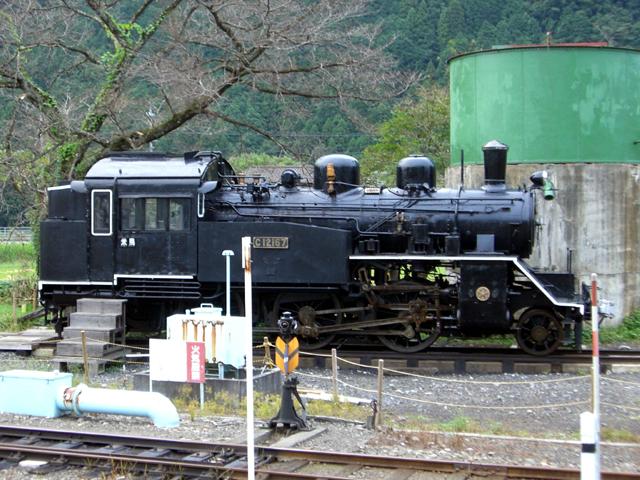 C12 167 by若桜駅