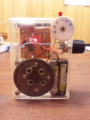2003年10月06日に作ったラジオ。