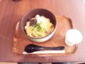 ネギ塩親子丼(海老名SA)