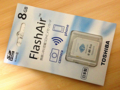 東芝 Wi-Fi内蔵SDHCカード FlashAir
