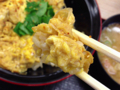 玉子丼(かつや)