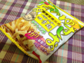 ベビースター 四季麺 夏のゆずしお