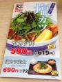 塩カツ丼(かつや)
