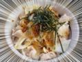 豚しゃぶ丼(松屋)