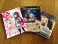『リスアニ!Vol.15』/『DOD3公式ファーストガイド』/『どらっぐ おん