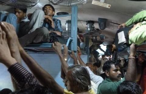 インド電車2