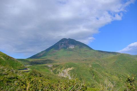 9月半ばの羅臼岳