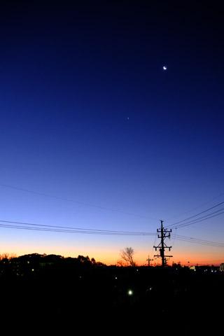 平成最後の明けの明星